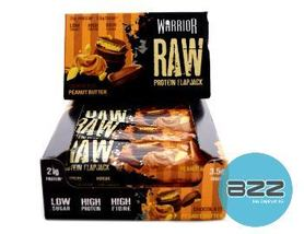 warrior_supplements_raw_protein_flapjack_display_12x75_chocolate_peanut_butter